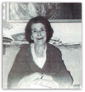 Margaret E. Burnham (1903-1994)
